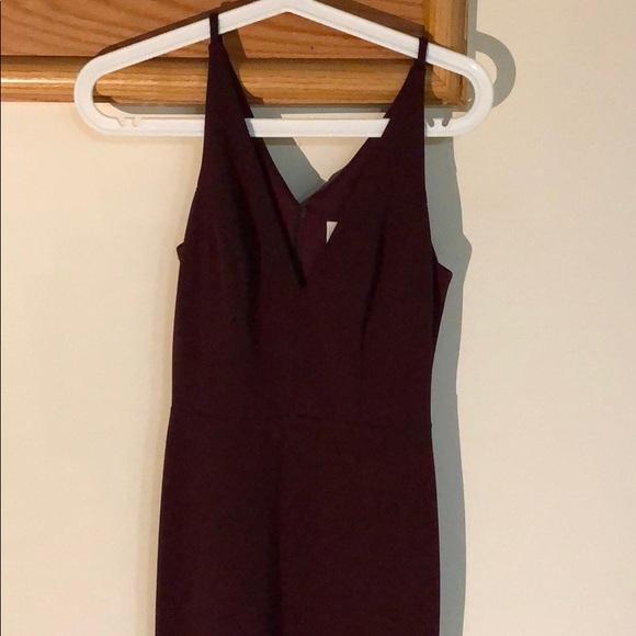 b2eedd1d99c6c Anthropologie Dresses   Jones Dress In Burgundy   Poshmark